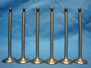 1927 Oakland Intake Valve Set 6 NORS 1927 Oakland GO6 Valves 488377