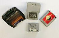 Nintendo N 64 Expansion Pak, Rumble Transfer Controller Pak,TV Kabel zur Auswahl