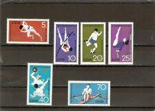 Briefmarken---DDR---1968-----Postfrisch----Mi 1404 - 1409----