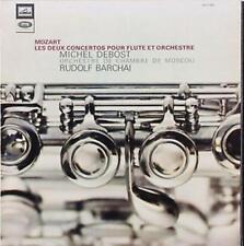 MICHEL DEBOST / R. BARCHAÏ, MOZART CONCERTO 60'S LP VOIX DE SON MAITRE FALP 888