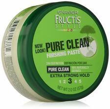 Garnier Fructis Pure Clean Finishing Paste Extra Strong Hold 2 oz (57g)