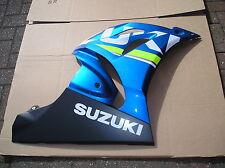 Suzuki GSXR1000 2017 R/H azul carenado.