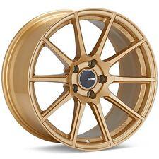 "ENKEI TS-10 18x8.5"" TUNING SERIES Wheel Wheels 5x114.3 ET50 GOLD"