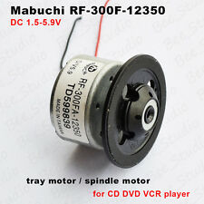 DC 5.9V Small Micro tray / spindle motor RF-300F-12350 for CD DVD VCD VCR player