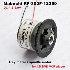 RF-300F-12350 Tray Holder Design CD DVD Player Spindle Motor DC 5.9V 24mm Base