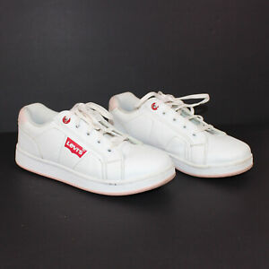 Levi's Shoes Dylan Lace White Size 4 UK