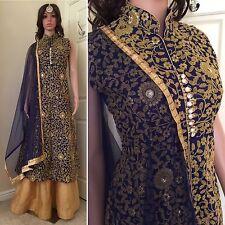 Readymade ASIAN,Lehenga,Gown,Anarkali,Salwar SUIT.UK SIZE-10(bust-38,length,50)