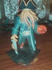 Disney Infinity Pirates of the Caribbean Davy Jones Video Game Figure for Wii