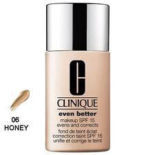 CLINIQUE Even Better Makeup SPF15 06 Honey - fondotinta / foundation