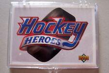1991-92 UPPER DECK  HOCKEY HEROES SET