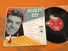 """GUY MITCHELL """"Mighty Guy"""" Sparrow In The Tree Top/Chica Boom/Belle Belle 10"""" Lp"""
