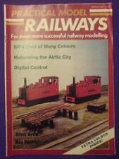 PRACTICAL MODEL RAILWAYS - DIGITAL CONTROL - March 1987