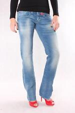 Damenmode N475 Damen Jeans Hose 34 Damenjeans Röhrenjeans