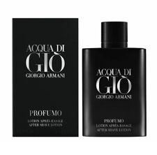 Acqua Di Gio Profumo Aftershave by Giorgio Armani EDP 3.4 oz Sealed New box