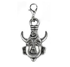 Supernatural Charm - Silver Protection Amulet Fits Charm Bracelets Winchester