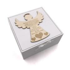 Personalised White Christmas Eve Wooden Keepsake Box CG1309-14