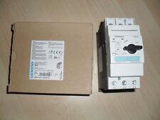 Siemens 3RV1431-4BA10  Leistungsschalter Trafoschutz