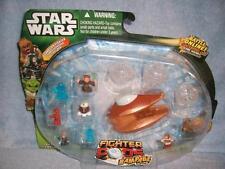 Geonosian Starfighter Pack Fighter Pods Jedi Ventress Obi-Wan Clone Series 4 New