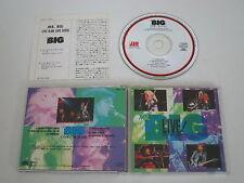 MR. BIG/LIVE! RAW LIKE SUSHI(MMG INC. AMCY-159) JAPAN CD ALBUM
