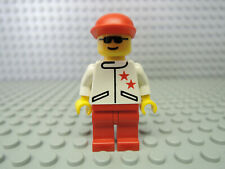 60256 City cty1110 Rennfahrer LEGO® Minifigs
