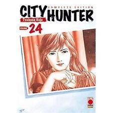 CITY HUNTER COMPLETE EDITION 24 - PLANET MANGA - NUOVO
