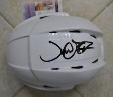 Justin Trudeau Signed Hockey Helmet w/ JSA COA #T09753 Canadian Prime Minister
