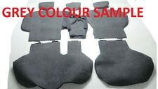 CUSTOM MADE PLAIN GREY SEAT COVER FIT KIA PREGIO 2002-2006