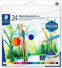 Staedtler 'Design Journey', 14610C  Assorted Watercolour Pencils - Box of 24
