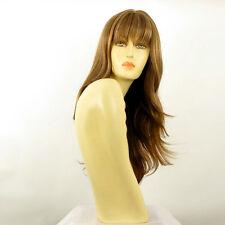 Parrucca donna lunga castano chiaro mechato biondo dorato rame: kenta 6bt27b