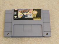 F-Zero Super Nintendo Game Authentic SNES Cartridge Only