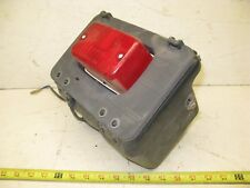 2000 Yamaha Grizzly 600 ATV Rear Back Toolbox Storage Compartment with Taillight