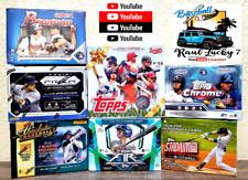 Baltimore Orioles 20-21 BASEBALL (7) BOX MIXER CASE BREAK ALL CARDS SHIPPING
