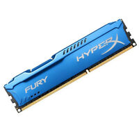 Pour Kingston HyperX Fury 8GB 16GB 32GB PC3-10600 DDR3 1333MHz Blue Desktop RAM
