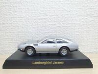 1/64 Kyosho LAMBORGHINI JARAMA SILVER diecast car model