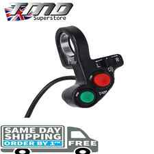 Motorcycle Handlebar Headlight Head Light On Off Horn Indicator Switch 22mm Bar