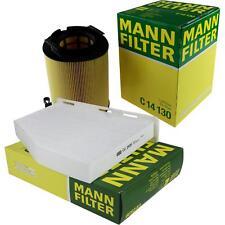 MANN-Filter SET Luftfilter Pollenfilter Inspektionspaket MLI-9690299