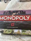 English Heritage Edition Monopoly Board Game Family Fun - Hasbro 2013