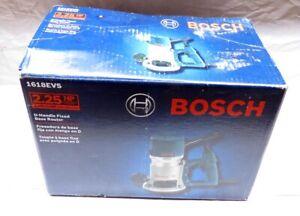 Bosch 1618EVS 2-1/4-Horsepower D-Handle Variable-Speed Router