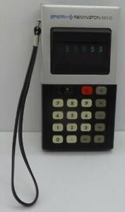 Sperry Remington 661-D LED Calculator