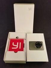 Dash Camera Yi Smart Car DVR WIFI Dashboard 1080p Grey