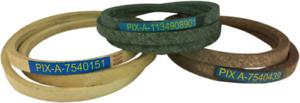 A-35065700 Lawn and GARDEN Machinery V-Belt Fits CASTEL GARDEN