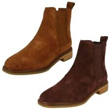 Ladies Clarks Casual Ankle Boots Clarkdale Arlo