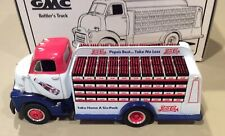 FIRST GEAR 1952 GMC PEPSI COLA BOTTLER'S TRUCK, 10-1349 BLUE/WHITE,DIECAST MIB
