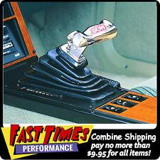 B&M Camaro Firebird 1982-92 Console Megashifter Shifter Th400 350 200 700r4