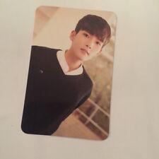 (US Seller) KPOP JPOP SJ SUJU Super Junior Ryeowook Promise You Photocard