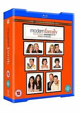 Modern Family Complete Collection 1-3 Blu Ray Box Set All Seasons 1 2 3 UK NEW