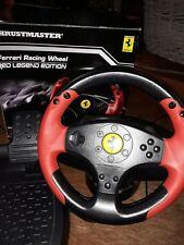 Lenkrad für PC UND PS3 Thrustmaster Ferrari Racing Wheel Red Legend Edition!
