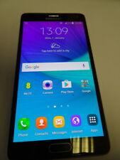 Samsung Galaxy Note 4 SM-N910F - 32GB - Black (EE) Smartphone SCREEN BURN (Y516)