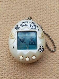 Japanese version - Original Bandai 1997 Tamagotchi Angel - white