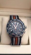 Tag Heuer Formula 1 Chronograph Blue Dial Men's Watch CAZ1014.FC8196